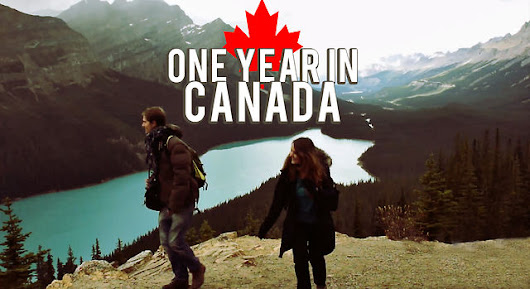 One year in Canada