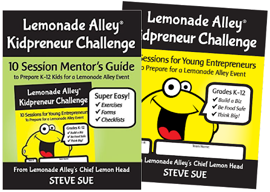 New Youth Entrepreneurship Curriculum - Lemonade Alley