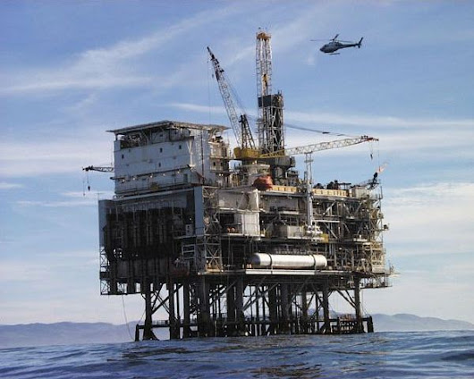Construction of Offshore Oil and Gas Production Platforms
