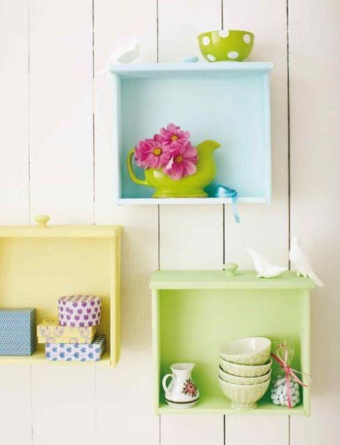 reciclando e decorando