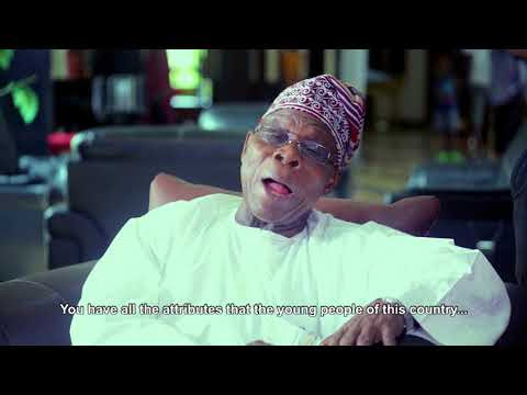 Former President Obasanjo's comedy skit 'Mr President' -OBJ on First Comedy Skit (😂Watch video)