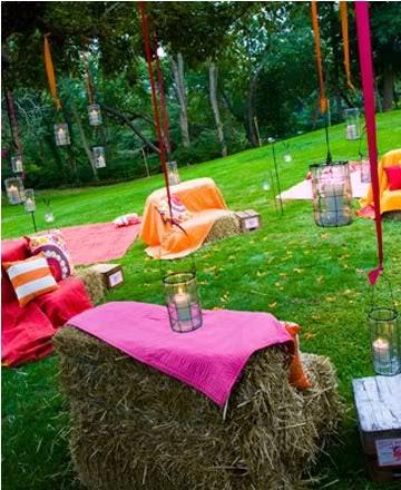 Outdoor Wedding Reception Ideas For Summer