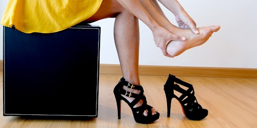 """ill Miller, Fitness Expert, Shares A Simple Exercise To Help Alleviate High-Heel Pain (VIDEO)  """"Most..."""