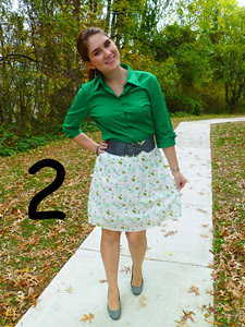 Outfit of the week - Reader's Choice (6)