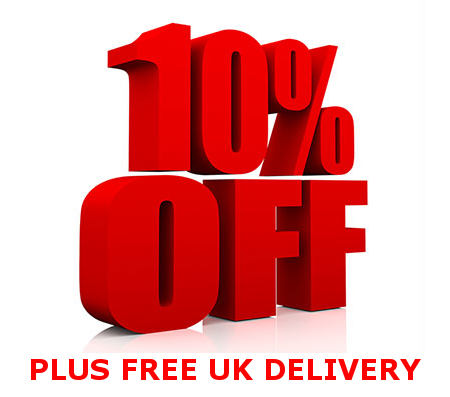 10% OFF First Order - Discount Code: WELCOME10