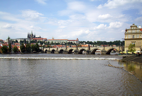 The Charles IV Bridge, Prague, Czech Republic
