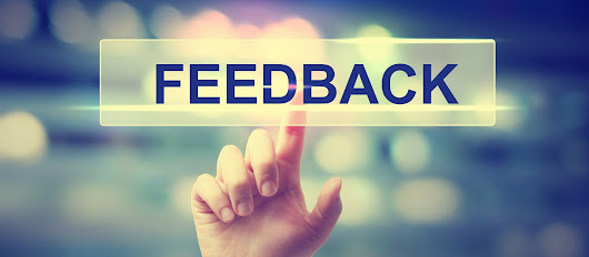 Why feedback is important in every business ?