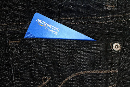 Amazon Is Winning at Credit Cards Too  - Barron's