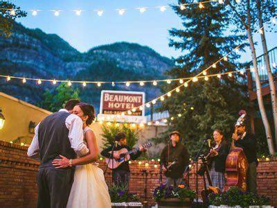 Affordable Colorado Wedding Venues Budget Wedding