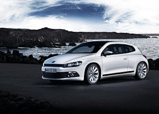 Scirocco frontal