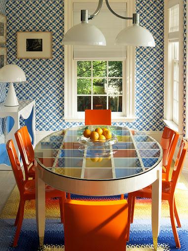Colorful Bedroom Interior Design Sample - Simplicity ...
