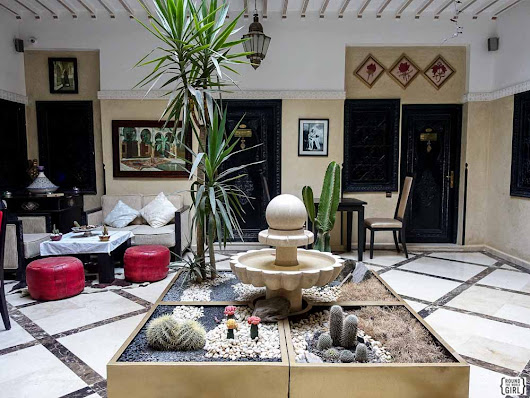 Riads: Where To Stay When You Are Visiting Morocco