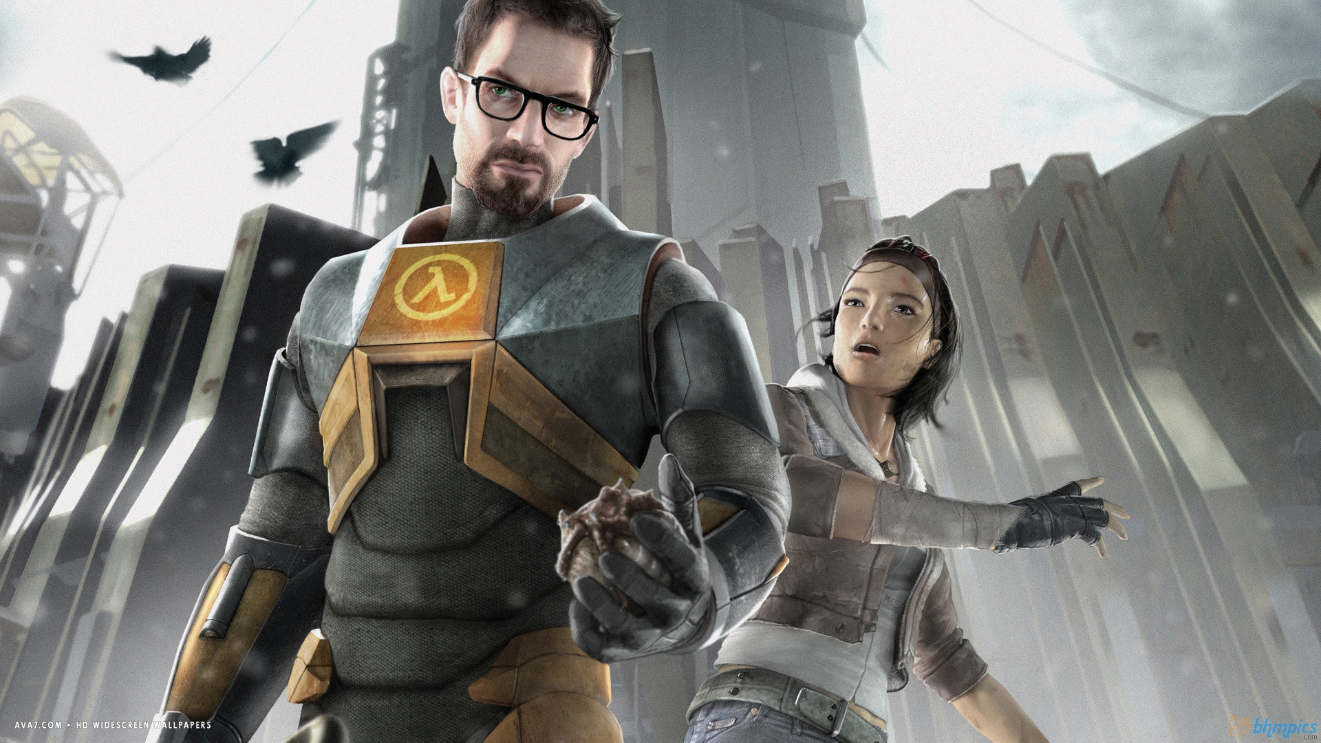 Half Life 2 Game Hd Widescreen Wallpaper Games Backgrounds