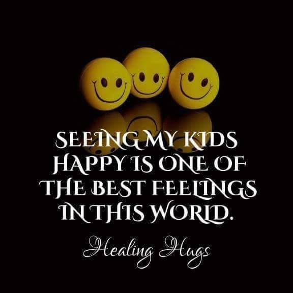Seeing My Kids Happy Is One Of The Best Feelings In The World