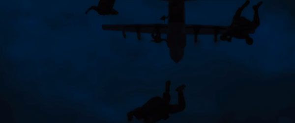 U.S. Navy SEALs deploy to the Indian Ocean to respond to the Maersk Alabama's hijacking in CAPTAIN PHILLIPS.