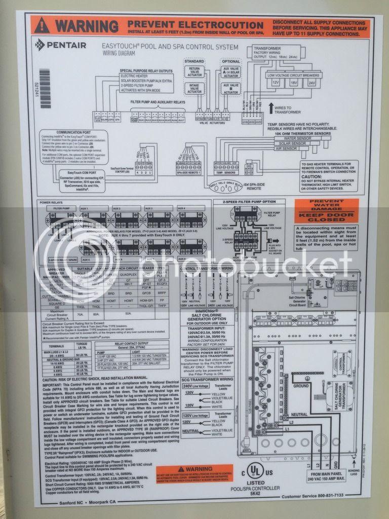 34 Pentair Pool Pump Wiring Diagram