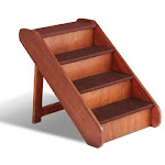 Solvit Products 62351 Large PupSTEP Wood Stairs