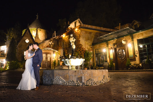 In Love at La Caille | Dezember Wedding Photography