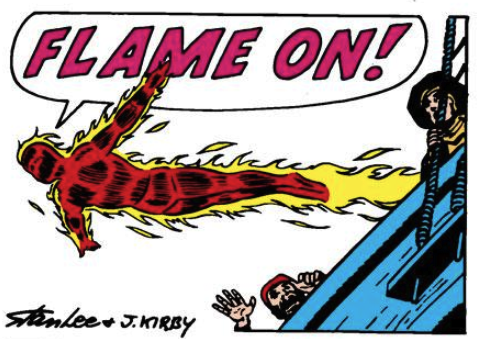 Panel Gallery: Flame On!