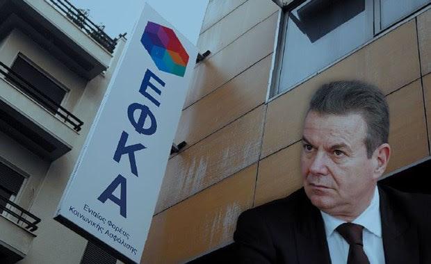 Πάνω από 6.000 τραπεζικές κατασχέσεις την ημέρα ζητά ο ΕΦΚΑ