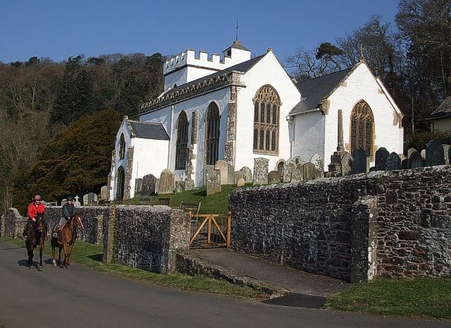 All Saints Selworthy Rob Farrow Geograph Britain And