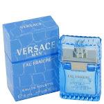 Versace Man Mini by Versace .17 oz Mini Eau Fraiche for Men