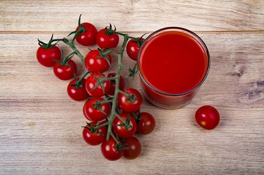 The Benefits of Drinking Tomato Juice - Medical News Bulletin