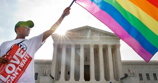 BREAKING: The Supreme Court Just Delivered a Historic Victory for Same-Sex Marriage