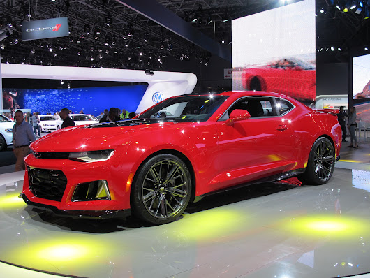 2017 Chevrolet Camaro ZL1 preview: Video