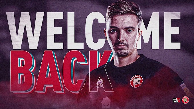 """""""I'm Excited to Get Going"""" - Jack Rose on His Welcome Return to the Saddlers"""