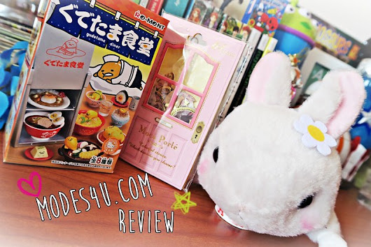 Modes4U Kawaii Unboxing & Review