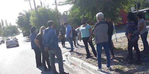 Reclamo en ARSA por la falta de agua en barrios de la zona oeste de Roca