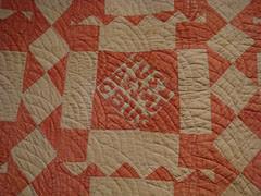 Juladoo Quilt Detail