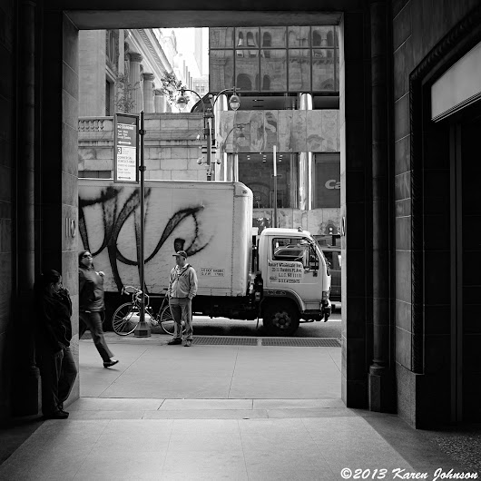 Fuji X100S and the Streets of New York City