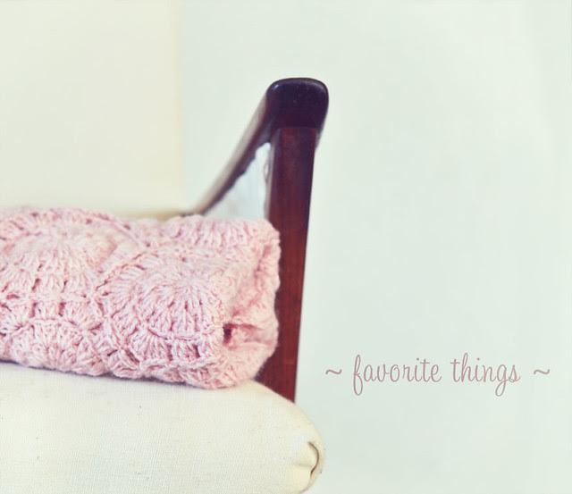 Tejiendo en rosa