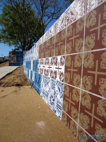 Arte Urbana by Add Fuel - Azulejos, Herança Viva na Figueira da Foz Portugal - Muro (7) [en] Urban art by Add Fuel - Tiles, Living Heritage in Figueira da Foz, Portugal