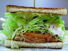 Delicioso Sandwich de Atún