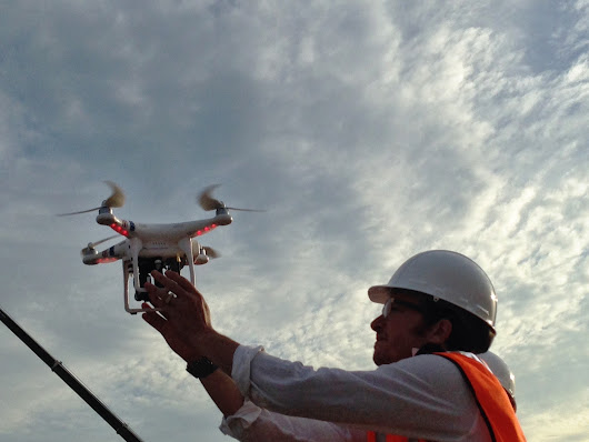 Why drones are a 'no-brainer' for top contractor McCarthy