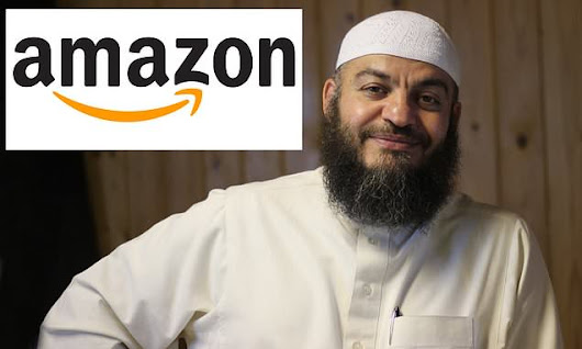 Amazon sends cash to charity founded by 'extremist'