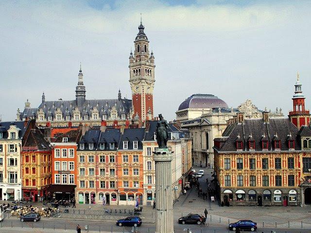 افضل المدن للدراسة في فرنسا - المدن الطلابية في فرنسا - ليل