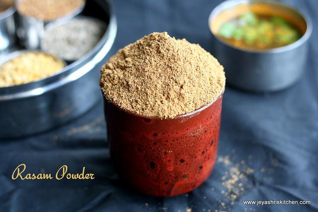 rasam powder 3