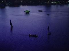Sailing around the Nile