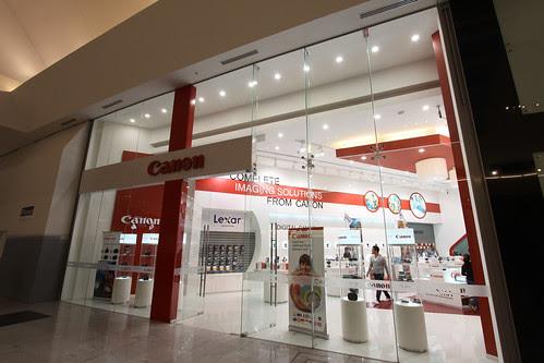 Canon Shop at Dubai Mall