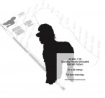 Standing Poodle Dog Silhouette Yard Art Woodworking Pattern - fee plans from WoodworkersWorkshop® Online Store - Standing Poodle,dogs,pets,animals,yard art,painting wood crafts,scrollsawing patterns,drawings,plywood,plywoodworking plans,woodworkers projects,workshop blueprints