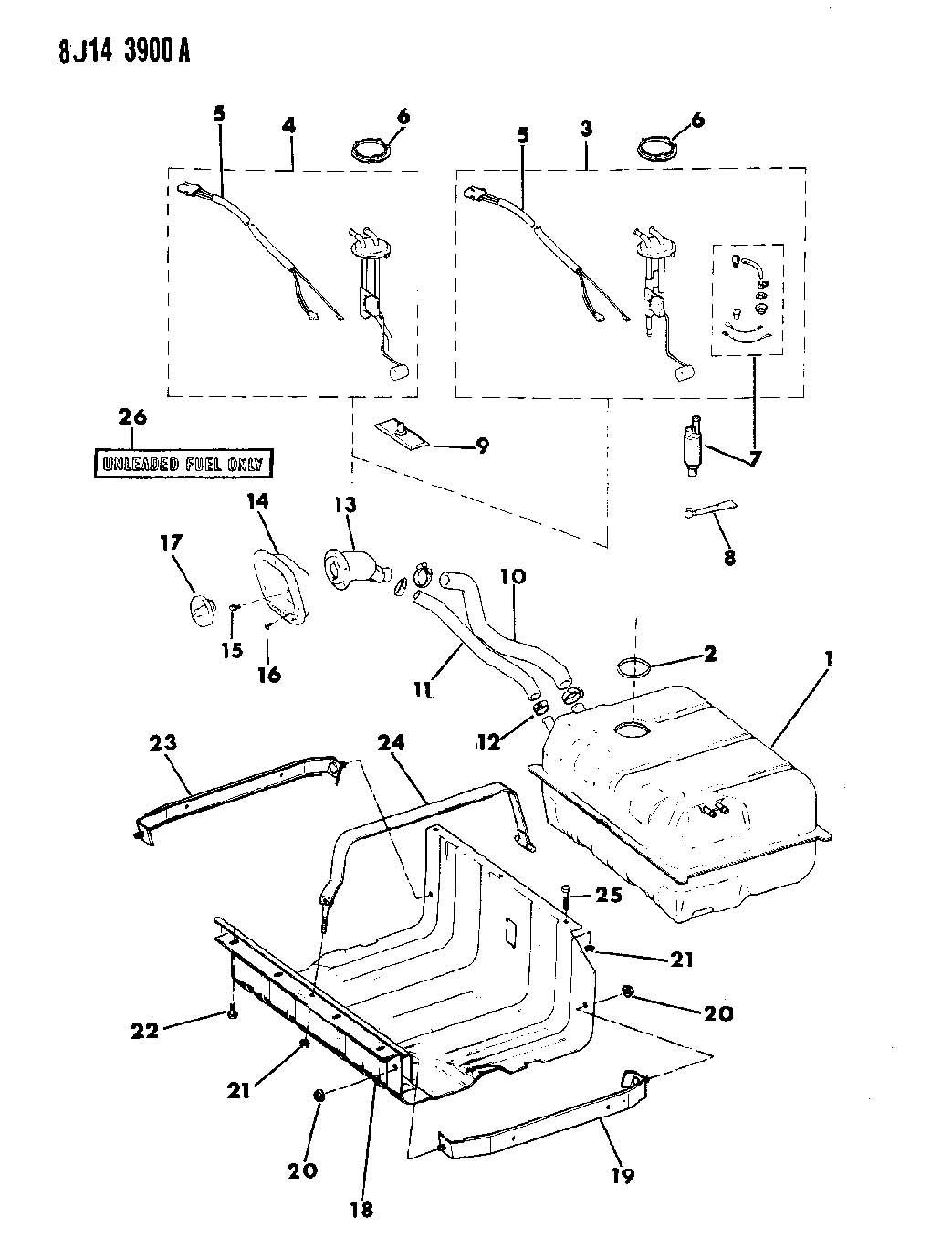 1990 Jeep Wrangler Fuel System Diagram Wiring Diagram Protocol A Protocol A Musikami It