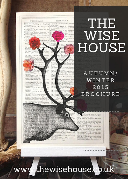 The Wise House Winter 2015 Brochure