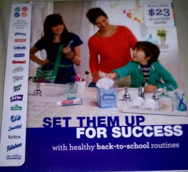 SetThemUp4Success New Booklet At Publix   Set Them Up For Success