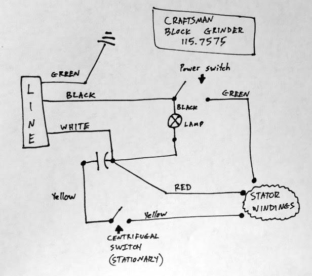 35 bench grinder switch wiring diagram  wiring diagram database