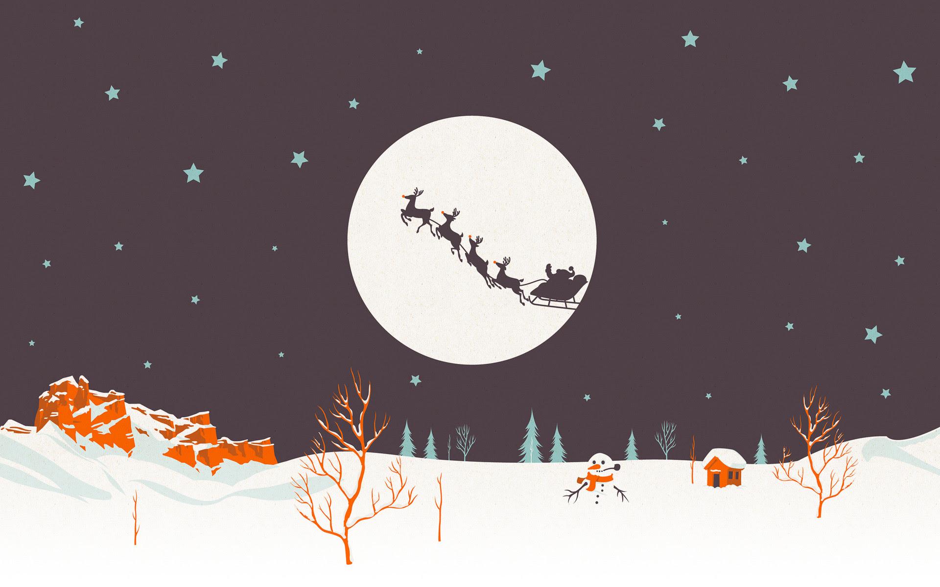 Beautiful Desktop Cute Christmas Laptop Wallpaper Images