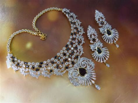 77 best American Diamond Jewelry from India images on